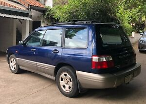Subaru Forester Limited AWD