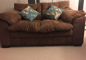 Love seat and sofa for $500