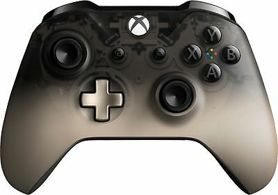 Microsoft - Spectre Black Special Edition Wireless Controller for Xbox One - ...