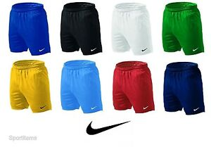 Mens-Nike-Park-Knit-Shorts-Soccer-Football-Athletic-Running-Gym-Authentic-New