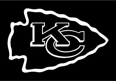 Kansas City CHIEFS Decal vinyl sticker football car truck logo NFL super - Bowl Truck