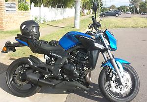 CFMOTO 650NKs/ 4stroke/DOHC/ 8velve, 12  months reg. North Ward Townsville City Preview