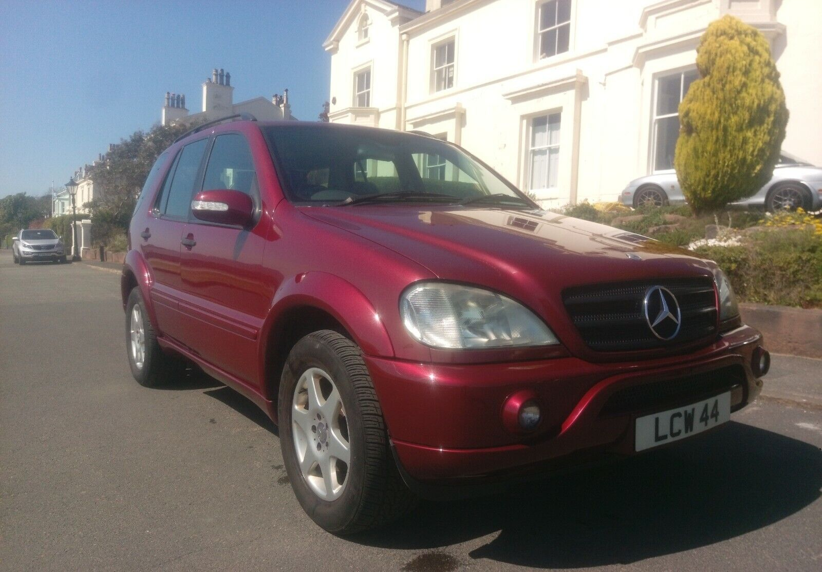 Mercedes-ml-270-Cdi-AMG-pack-7-seater