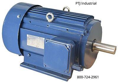 Premium Efficient Elektrim NEW 5Hp 1800Rpm 3Ph 184T TEFC Electric Motor