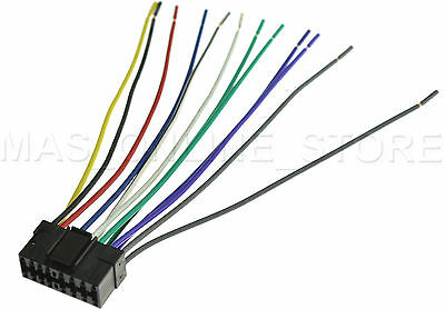 jvc kd hdr20 wiring harness jvc image wiring diagram wire harness for jvc kd hdr20 kdhdr20 pay today ships today