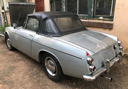 1965 Datsun Fairlady Coupe - 1600cc Campbelltown Campbelltown Area Preview
