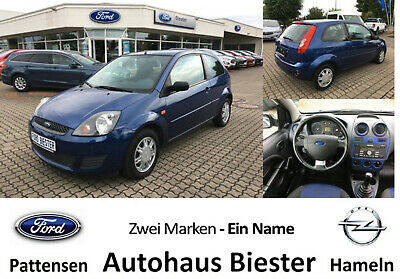 Ford Fiesta Style 1,3Ltr. 70PS