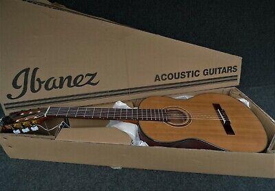 IBANEZ GA15-NT FULL Size Acoustic CEDAR TOP CLASSICAL CLASSIC NYLON STRINGS