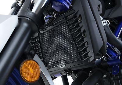 Radiator Guard Yamaha YZF R3 2014 2015 2016 RAD0205BK Black R&G
