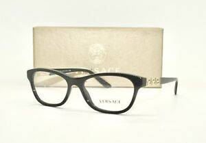 77418efe79 Brand New Ladies Versace Glasses Mod 3212-B GB1 Versace Case With Free Sv  Lenses