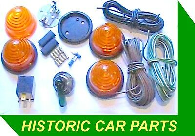 AUTO FLASHER INDICATOR KIT for HistoricClassic cars