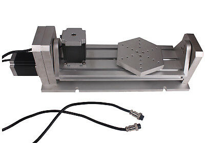 Cnc Engraver Machine H Style Rotary Table A Axis B Axis 4th5th Rotational Axis