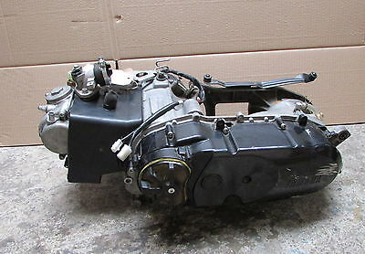 <em>YAMAHA</em> XC125 E VITY COMPLETE ENGINE ASSEMBLY
