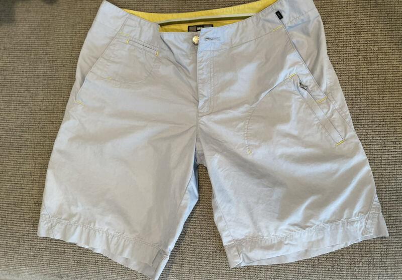 Women's Khaki REI Cargo Camping Hiking Shorts Size 10