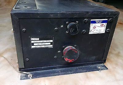 Generator Static Exciter Assembly Voltage Regulator100kw Mep-116a 400hz High