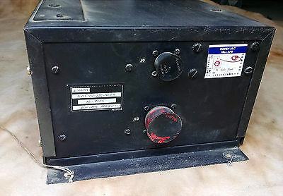 Generator Static Exciter Assembly Voltage Regulator100kw Mep-116a 400hz High
