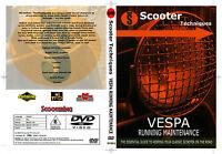 Vespa Running Maintenance Dvd - vespa/piaggio - ebay.co.uk