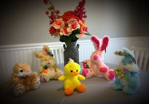 Personalized Easter Plush