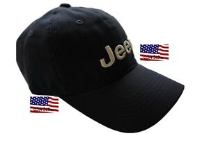 Jeep Logo  Baseball Hat Cap