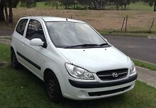2009 Hyundai Getz Hatch -RWC - safety certificate - 4 cyl. Loganlea Logan Area Preview