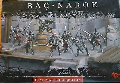 Confrontation/Rackham Befehlsstab der Greifen RK01004 ALGREM01 Box NEU