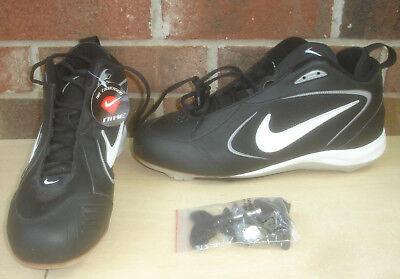 Nike Mens 15 Air Conversion Baseball Softball Athletic Cleats Shoes
