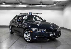 2015 BMW 328I Xdrive Sedan (3B37) -Heated Steering Wheel| Parkin
