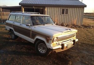 1989 Jeep Grand Wagoneer - SOLD - (pending pick up Apr 26/19)