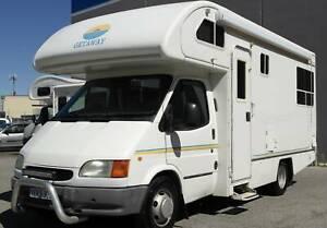 1997 Ford Transit Getaway Motorhome Beckenham Gosnells Area Preview