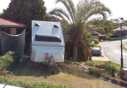 Avan caravan easy towing Lawnton Pine Rivers Area Preview