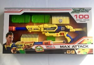 X SHOT MAX ATTACK GUN!!! BRAND NEW!!! NEED GONE!!!