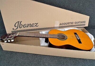 IBANEZ GA SERIES GA2 3/4 size Acoustic CLASSICAL COOL CLASSIC NYLON STRINGS