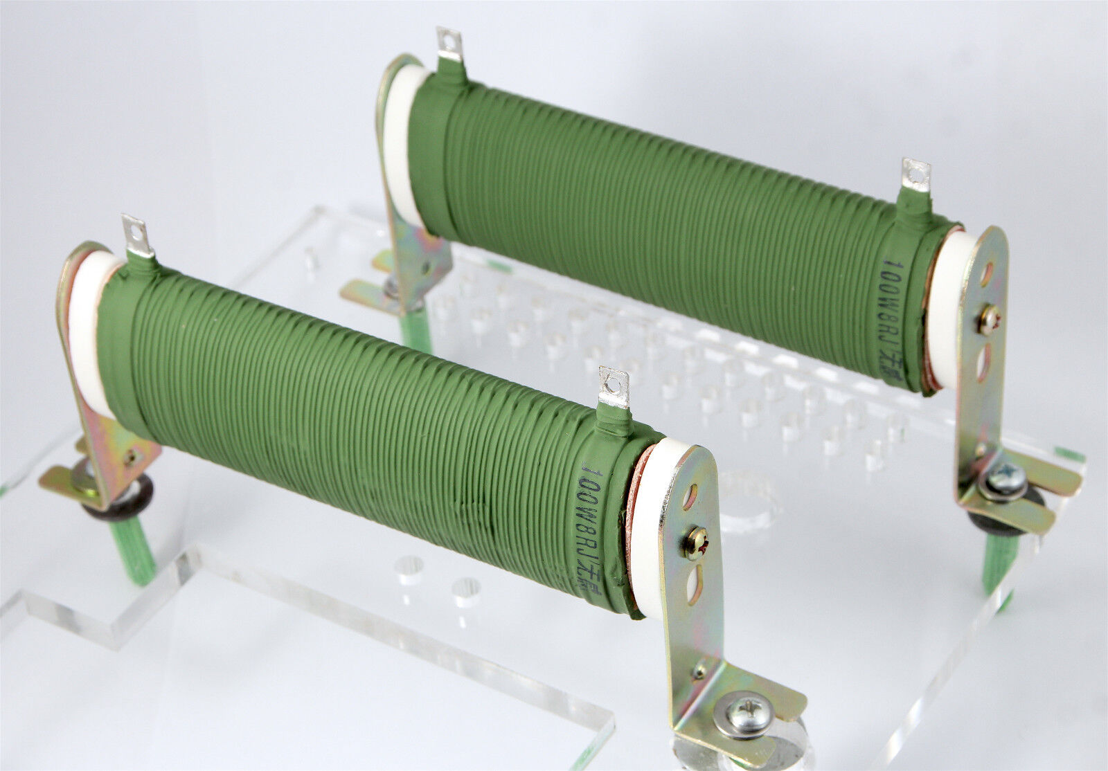 100W 6 OHM Non-inductive Resistor Power Amplifier Test Dummy Load.