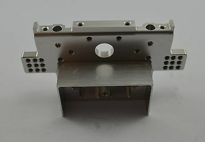 Aluminum Rear Bulkhead For Team Associated RC10 6323 Dhawk Racing DR-920033S