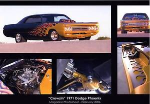 Dodge show car - hot rod - street machine, muscle car, Mopar Morley Bayswater Area Preview