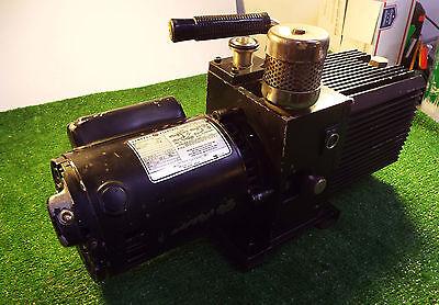 1 Used Sargent- Welch 8816 Directorr Vacuum Pump Wge 5kc37pn271x