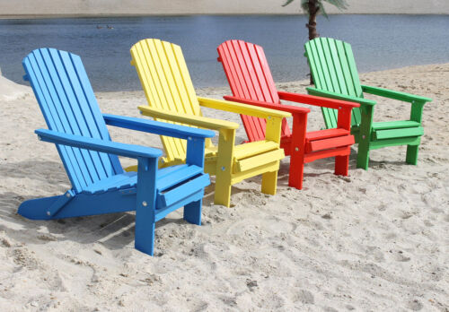 DanDiBo Strandstuhl Adirondack Sonnenstuhl Klappbar Sonnenliege Holz Gartenstuhl