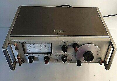 Hewlett Packard Hp 331a Distortion Analyzer 600ohm Audio Frequency