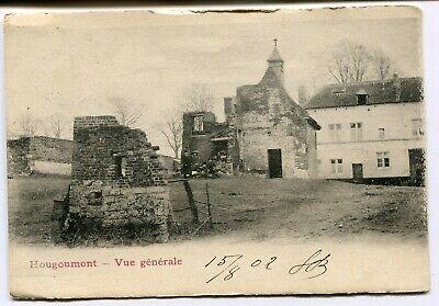 CPA - Carte Postale - Belgique - Hougoumont - Vue Générale - 1902 (B8890)