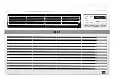 LG LW8016ER - 8,000 BTU 110V Window A/C: Remote & Window Accessories Included.