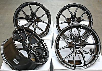 """18"""" ALLOY WHEELS CRUIZE GTO GM FIT FOR OPEL ADAM S CORSA D ASTRA H & OPC"""