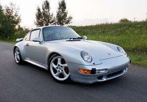 1996 Porsche 911 993 Turbo AWD