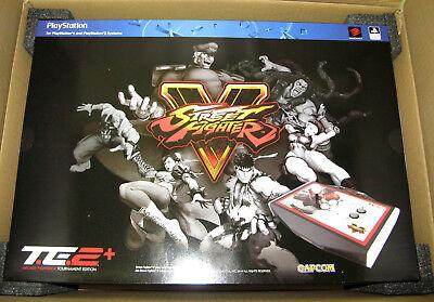 MadCatz TE2+ Tournament Edition Arcade Fightstick Mad Catz Street Fighter V comprar usado  Enviando para Brazil