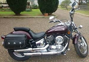 2006 Yamaha V Star 1100 Custom/ XVS1100W Singleton Area Preview