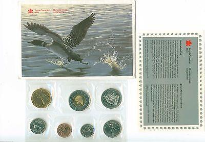 1983 Canada Prooflike Set incl Envelope and COA