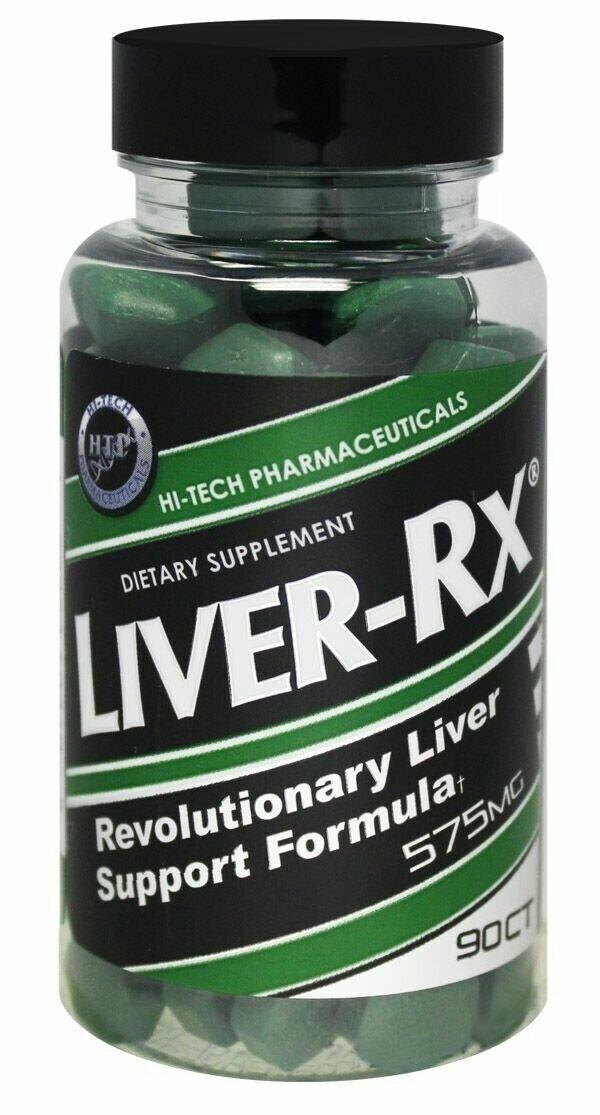 Hi-Tech Pharmaceuticals LIVER RX 90 tablets