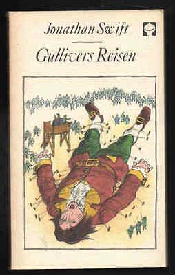 Gullivers Reisen – Jonathan Swift ATB Nr. 66 DDR Jugendbuch mit Inhaltsangabe