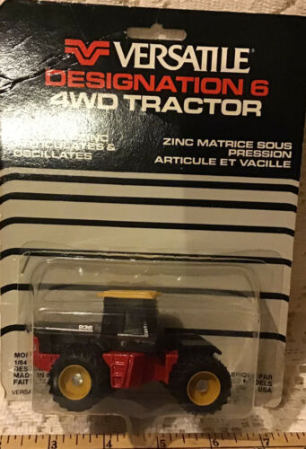 Versatile 936 Tractor 4 Wheel Drive 1/64 Scale NIB 4 Available