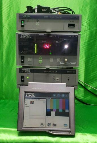 Storz Tricam SCB ntsc 20222120,20221132 Camera,20132020,20204520 AIDA DVD-M