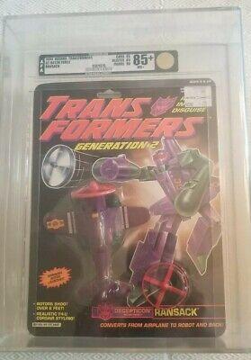 Transformers Generation 2 Ransack (Hasbro 1994) AFA 85+ 85/85/90